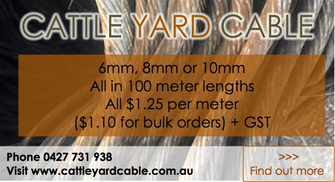 Cattle Yard Cable